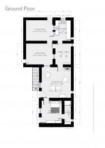 Access Statement floor plan